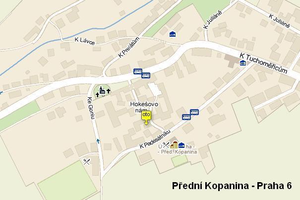 mapa Oto Čr, s.r.o.
