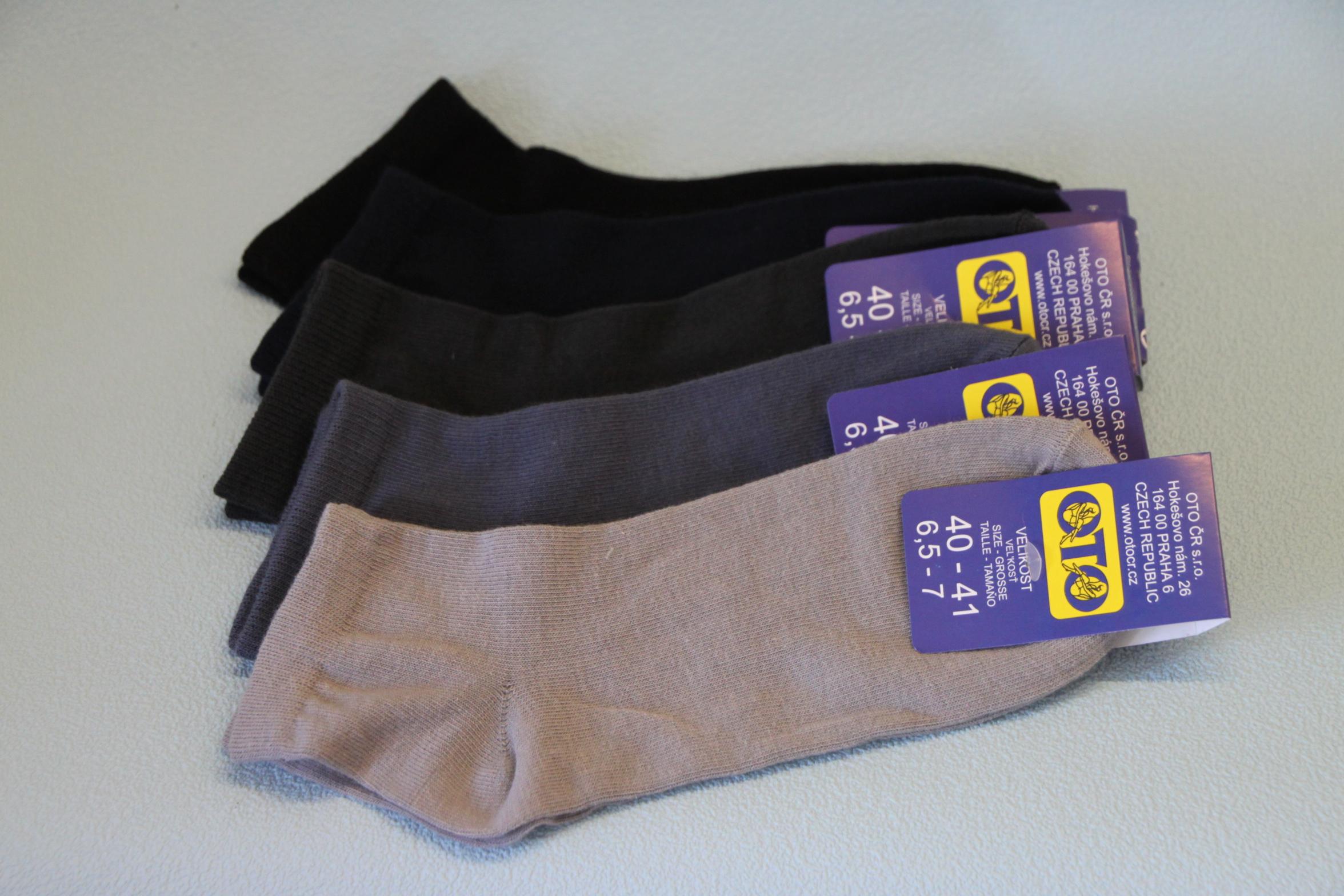 Výhodné balení! - 5x Maraton hladké mix barev M144